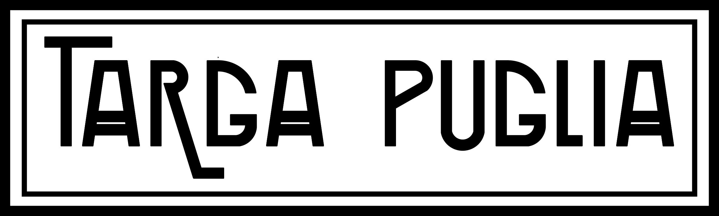 targa puglia logo semplificato-01